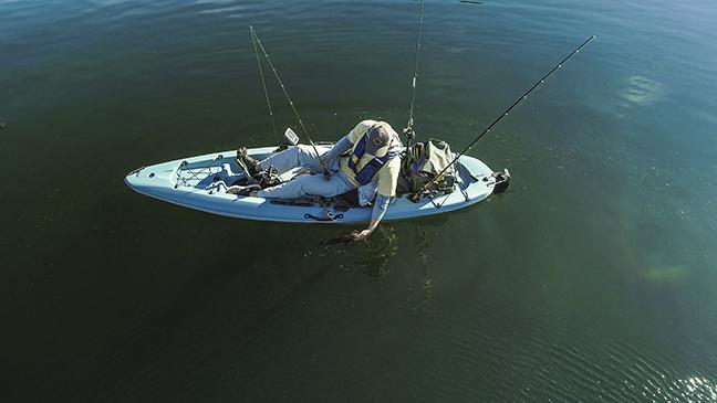 Hobie Bass Open Series Kayak fishing