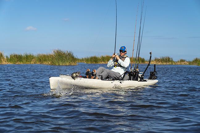 Hobie Bass Open Series and Kayak Fishing